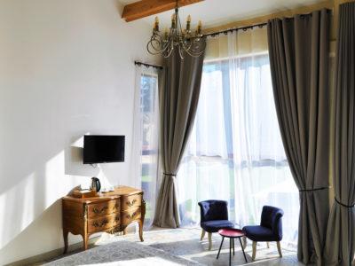 chambre Domaine de l'héritage (Drôme provençale)