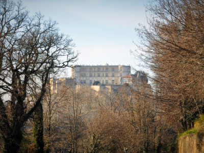 Château de Madame de Sévigné à Grignan